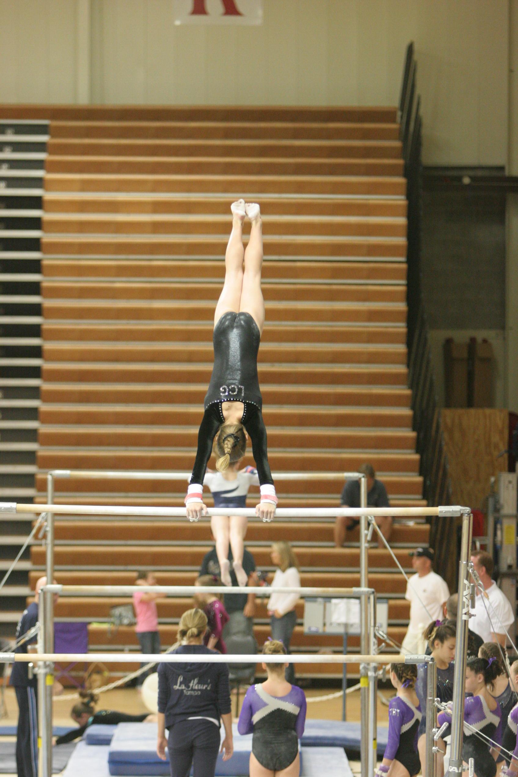 tampa bay classic gymnastics meet 2013