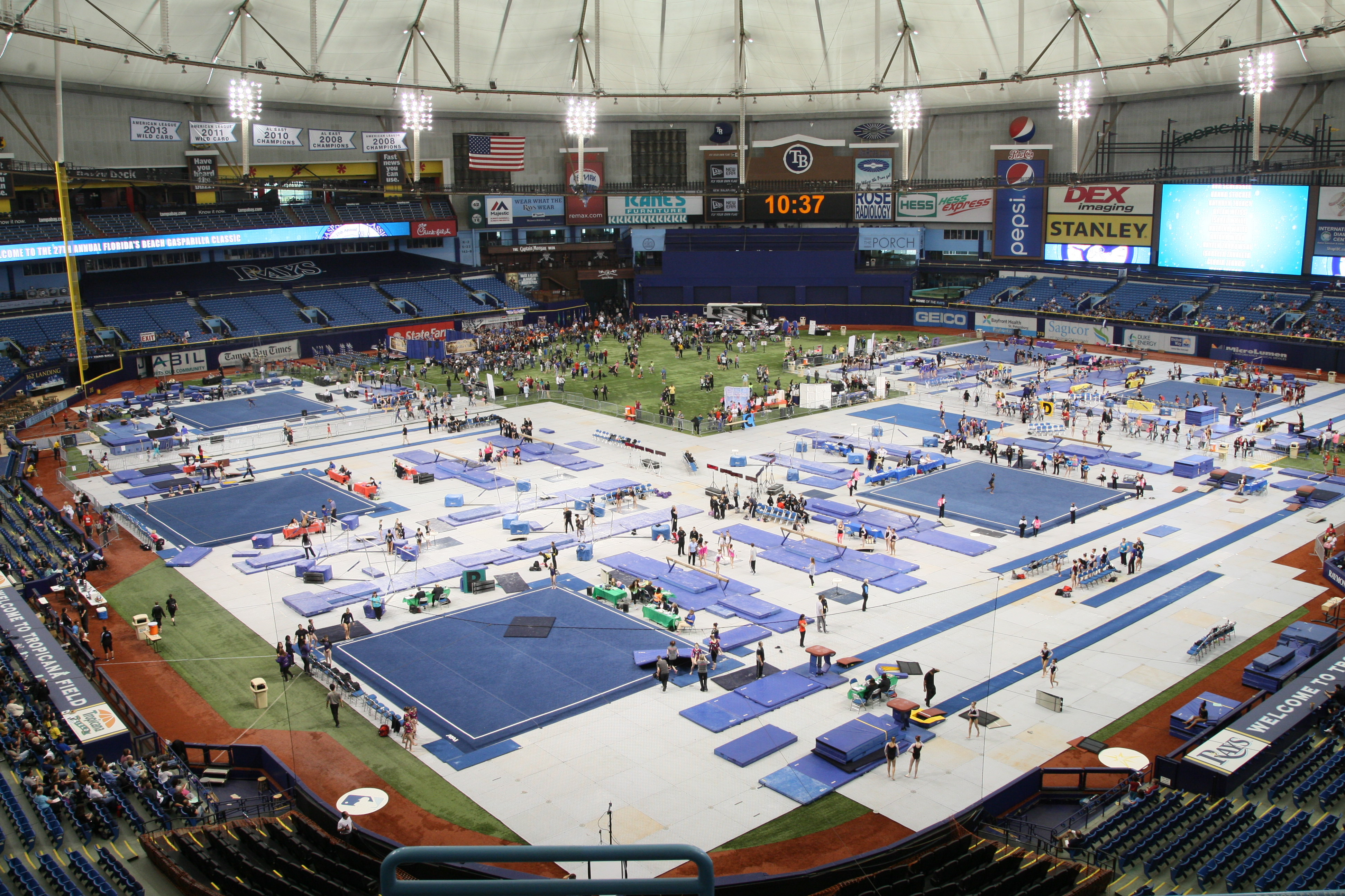 carolina classic gymnastics meet 2014